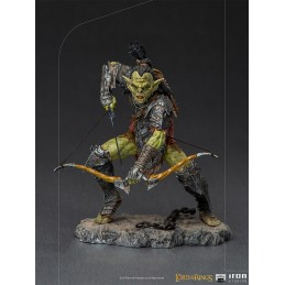 LORD OF THE RINGS ARCHER ORC ART SCALE 1/10 STATUA FIGURE IRON STUDIOS
