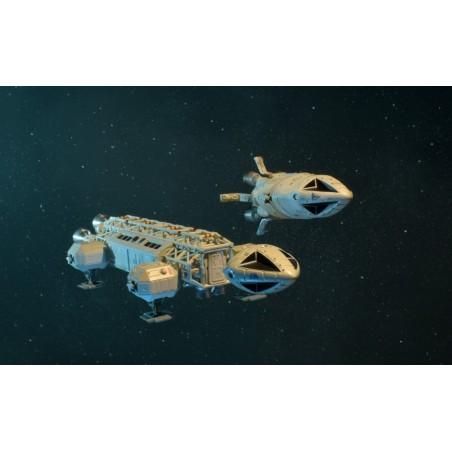 SPACE 1999 DRAGONS DOMAIN DIE CAST SET REPLICA FIGURE