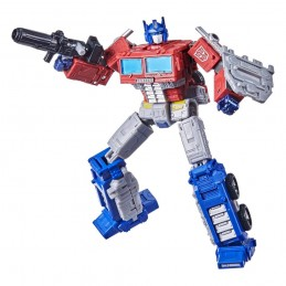 HASBRO TRANSFORMERS KINGDOM GENERATIONS WAR FOR CYBERTRON OPTIMUS PRIME ACTION FIGURE