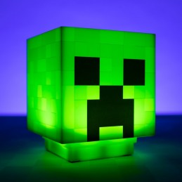 PALADONE PRODUCTS MINECRAFT CREEPER LIGHT AND SOUND 10CM