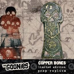 THE GOONIES COPPER BONES LIMITED EDITION PROP REPLICA FACTORY ENTERTAINMENT