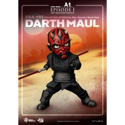 STAR WARS DARTH MAUL EGG ATTACK ACTION FIGURE BEAST KINGDOM