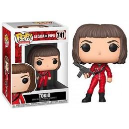 FUNKO POP! LA CASA DI CARTA TOKYO BOBBLE HEAD FIGURE FUNKO