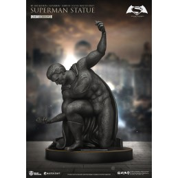 BATMAN V SUPERMAN DAWN OF JUSTICE SUPERMAN MASTER CRAFT 40CM STATUA FIGURE BEAST KINGDOM