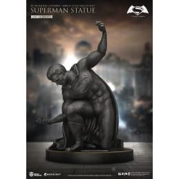 BEAST KINGDOM BATMAN V SUPERMAN DAWN OF JUSTICE SUPERMAN MASTER CRAFT 40CM STATUE FIGURE