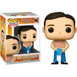 FUNKO POP! THE 40 YEAR OLD VIRGIN ANDY STITZER (WAXED) FIGURE FUNKO