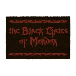 SD TOYS THE LORD OF THE RINGS THE BLACK GATES OF MORDOR DOORMAT ZERBINO TAPPETINO