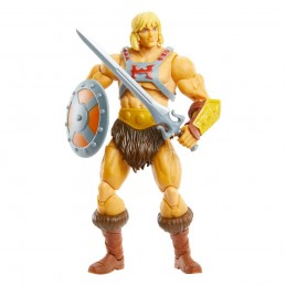 MASTERS OF THE UNIVERSE REVELATION HE-MAN ACTION FIGURE MATTEL