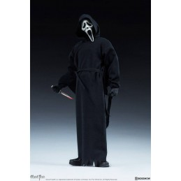 SIDESHOW SCREAM GHOST FACE 1/6 30CM ACTION FIGURE