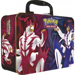POKEMON COLLECTOR'S CHEST 2021 IN ITALIANO THE POKEMON COMPANY INTERNATIONAL
