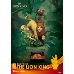 BEAST KINGDOM D-STAGE DISNEY CLASSIC THE LION KING 076 STATUE FIGURE DIORAMA
