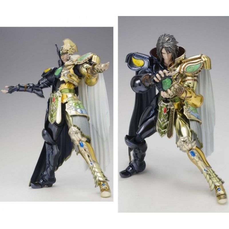 BANDAI SAINT SEIYA MYTH CLOTH SAGA GEMINI ACTION FIGURE MOVIE VERSION