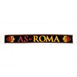 SCIARPA SCARF POLIESTERE AS ROMA UFFICIALE NERA
