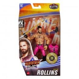 WWE ELITE COLLECTION SETH ROLLINS ACTION FIGURE MATTEL