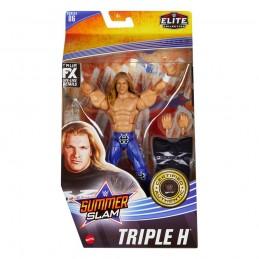 MATTEL WWE ELITE COLLECTION TRIPLE H ACTION FIGURE