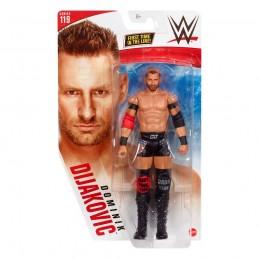 MATTEL WWE SUPERSTARS DOMINIK DIJAKOVIC ACTION FIGURE