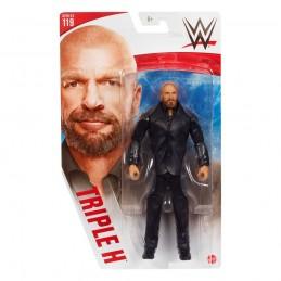 MATTEL WWE SUPERSTARS TRIPLE H ACTION FIGURE