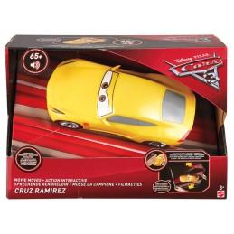 MATTEL DISNEY CARS CRUZ RAMIREZ REACTION MODEL FIGURE