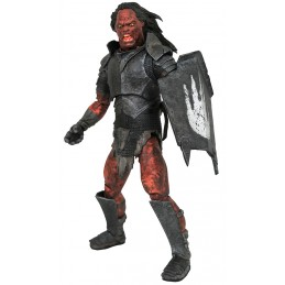 DIAMOND SELECT THE LORD OF THE RINGS SELECT URUK-HAI ORC ACTION FIGURE