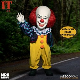MEZCO TOYS MDS MEGA SCALE IT 1990 PENNYWISE ACTION FIGURE
