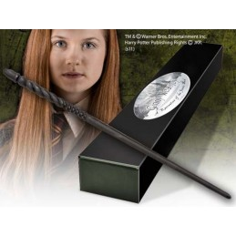 HARRY POTTER WAND GINNY WEASLEY REPLICA BACCHETTA NOBLE COLLECTIONS