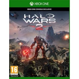HALO WARS 2 XBOX ONE NUOVO ITALIANO