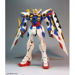BANDAI MASTER GRADE MG XXXG-01W WING GUNDAM VER. KA 1/100 MODEL KIT FIGURE