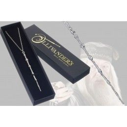HARRY POTTER DUMBLEDORE WAND NECKLACE CIONDOLO BACCHETTA
