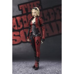 THE SUICIDE SQUAD HARLEY QUINN S.H. FIGUARTS ACTION FIGURE BANDAI