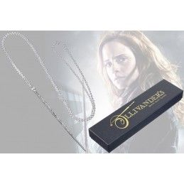 HARRY POTTER HERMIONE WAND NECKLACE CIONDOLO BACCHETTA
