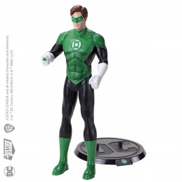 DC COMICS GREEN LANTERN BENDYFIGS ACTION FIGURE NOBLE COLLECTIONS
