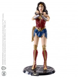 NOBLE COLLECTIONS WW84 WONDER WOMAN BENDYFIGS ACTION FIGURE