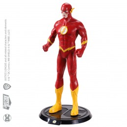 DC COMICS THE FLASH BENDYFIGS ACTION FIGURE NOBLE COLLECTIONS