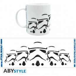 STAR WARS STORMTROOPERS MUG TAZZA IN CERAMICA ABYSTYLE