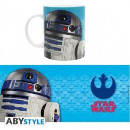 STAR WARS R2-D2 MUG TAZZA IN CERAMICA ABYSTYLE