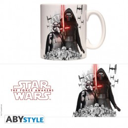 STAR WARS FIRST ORDER MUG TAZZA IN CERAMICA ABYSTYLE
