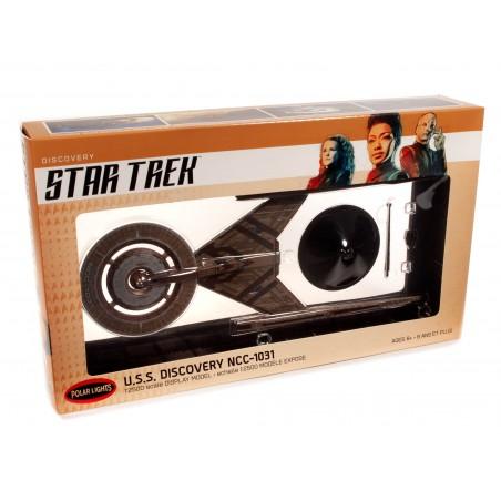 STAR TREK U.S.S. DISCOVERY NCC-1031 DISPLAY MODEL FIGURE