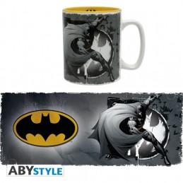 ABYSTYLE DC COMICS BATMAN BIG CERAMIC MUG