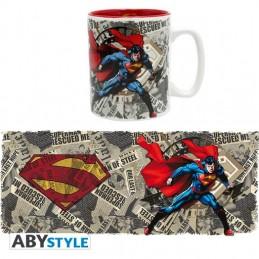 ABYSTYLE DC COMICS SUPERMAN BIG CERAMIC MUG