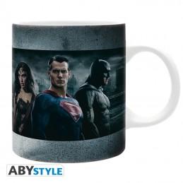 ABYSTYLE BATMAN V SUPERMAN MOVIE BIG CERAMIC MUG
