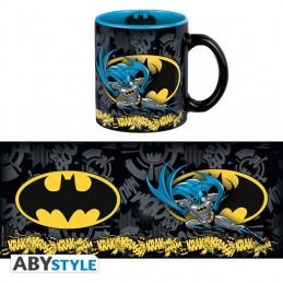 ABYSTYLE DC COMICS BATMAN IN ACTION CERAMIC MUG