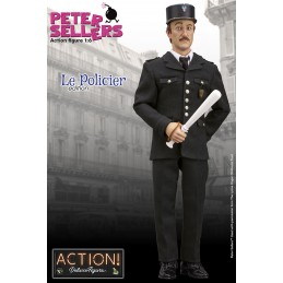 INFINITE STATUE POLICIER JACQUES CLOUSEAU PETER SELLERS 1/6 ACTION FIGURE