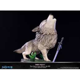 DARK SOULS THE GREAT GREY WOLF SIF SD STATUA FIGURE FIRST4FIGURES