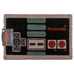 OUT OF THE BLUE NINTENDO NES CONTROLLER DOORMAT 40X60CM