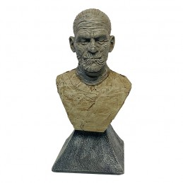 TRICK OR TREAT STUDIOS UNIVERSAL MONSTERS THE MUMMY MINI BUST STATUE RESIN FIGURE