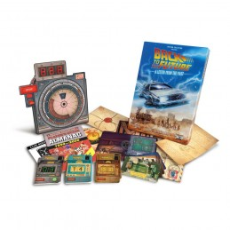 DOCTOR COLLECTOR BACK TO THE FUTURE ESCAPE ADVENTURE GAME A LETTER FROM THE PAST