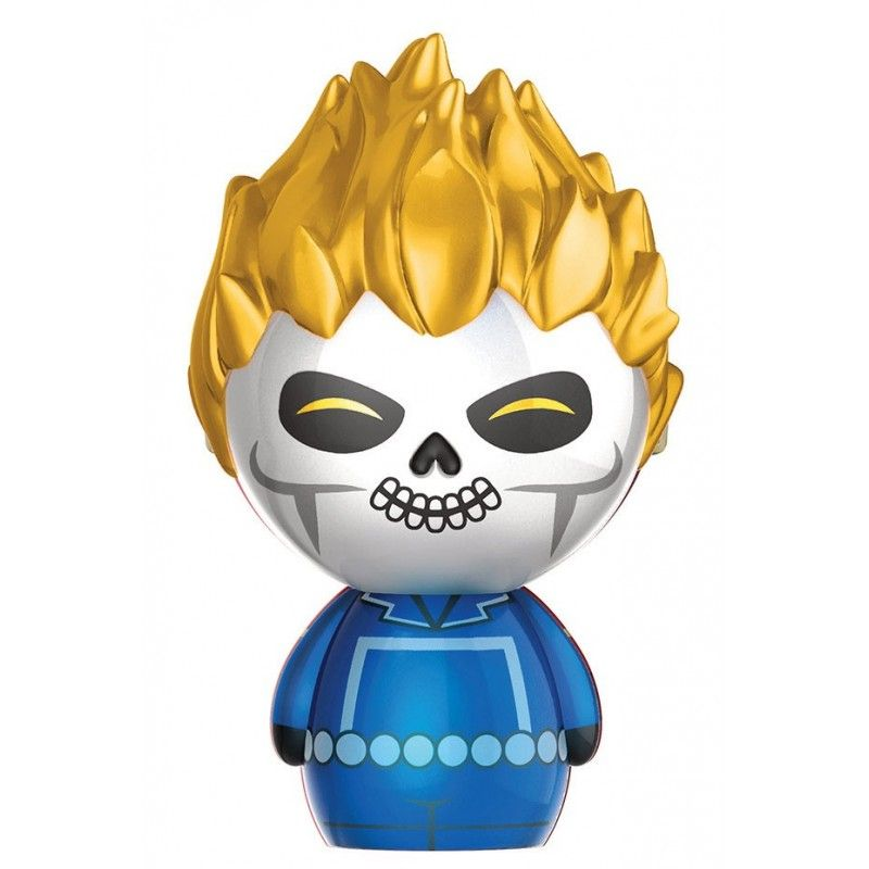 FUNKO MARVEL - GHOST RIDER METALLIC DORBZ VINYL FIGURE