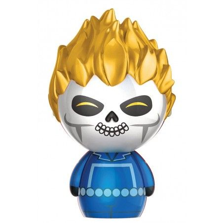 MARVEL - GHOST RIDER METALLIC DORBZ VINYL FIGURE