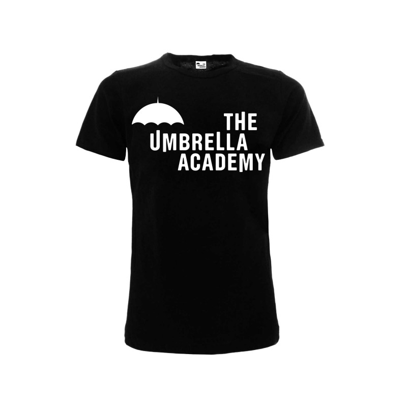 T SHIRT THE UMBRELLA ACADEMY LOGO