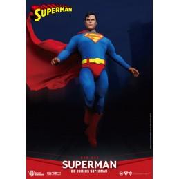BEAST KINGDOM DC COMICS CLASSIC SUPERMAN DAH-045 ACTION FIGURE
